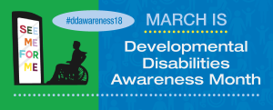 O'Neill Communications Recognizes March as Developmental Disabilities Awareness Month