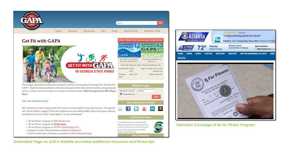 OCI_Georgia Association of Physician Assistants Image 1